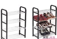 Simple combination of magic four-layer shoe rack the domestic shoe rack combination shoe rack plastic