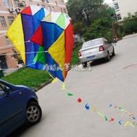 Three-dimensional kite single line kite child kite