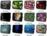 "Many Designs 15"" Laptop Bag Case Cover For 15.6"" HP Pavilion,Dell Inspiron,Acer Notebook"