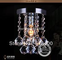 new design Crystal Modern Ceiling Light Aisle lights Balcony Light Dining Hall Light Bedroom Light Hall Light Restaurant Lamp