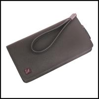 Guangzhou metal logo clutch bag manufacturer