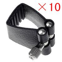 10pcs Clarinet parts Ligature For Bb Clarinet Mouthpiece Fastener New