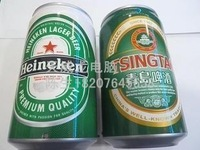 Beer mini speaker cans audio tf card usb flash drive