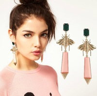 Min.order is $15(mix order) 2013 dangle earring for women wholesale store Free Shipping