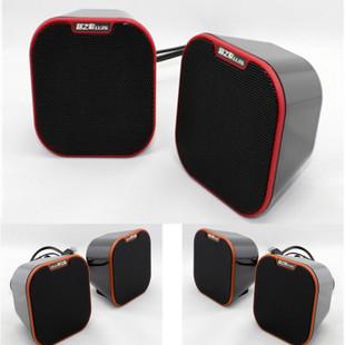 S30 small speaker desktop hi-fi 2.0 small audio desktop notebook portable(China (Mainland))