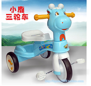 Child tricycle baby bike baby bicycle buggiest cart toy car(China (Mainland))