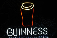 GUINNESS neon sign waterproof fashion beer bar decorative lights for advertising 50*40cm