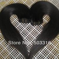 WQ13053014 aaaaa malaysian straight virgin hair 4pcs lot