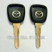 C945 brass mark single left groove mzda car key