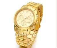 christmas gift sale watch men women fashion stainless steel watch JAPAN MOV quartz wrist watch