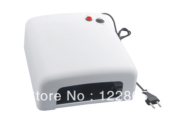 Package mailed nail machine/phototherapy armor/phototherapy machine/phototherapy lamp/UV lamp 36 w