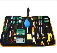 Free shipping,The combination of home electrical repair tools suite 20, excluding batteries