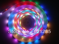 Flexible digital lpd8806 rgb led strip,LPD8806 IC 32LEDS with 16ICs  non-waterproof