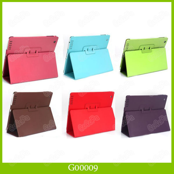 Leather Case Cover Stand for Samsung Galaxy Tab 2 7.0' P3100 P3110 Tablet 10PCS/LOT(China (Mainland))