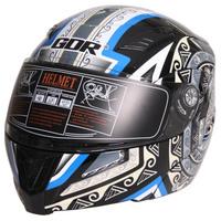 motorcycle helmet dual  standard helmet