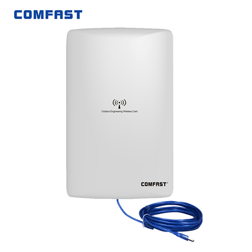 Comfast w801n high power usb wireless network card wifi signal amplifier wlan receiver(China (Mainland))