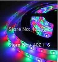 5m 500cm RGB Waterproof 3528 LED String Strip Flexible Lights for Wedding Stage Decoration 300 SMDs 60led/m 12V