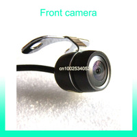 Front car camera 170 degree Rear view car camera ccd hd back up car camera 100% waterproof quality Low Lux 0.1Lux Free shipping