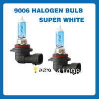Free Shipping NEW 9006 HB4 Super Bright Light Fog Halogen Bulb 55W Car Headlight 4300K 2PCS