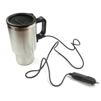 Car heated cup car kettle car electric heating water cup car hot and cold cups auto supplies