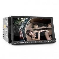 7 Inch 2DIN Car DVD Player (GPS, Bluetooth, TV, RDS)