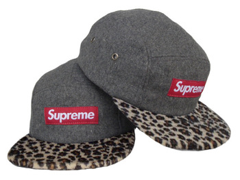 Free Shipping grey leopard fitted hats baseball cap Supreme 5 panel Strapback Camp baseball team Snapback Hats