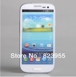 Wholesale Non-Working Dummy display Sample Model Phone For Samsung Galaxy S3 i9300 E6012(China (Mainland))