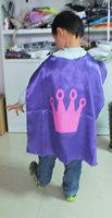 50*60CM Custom children cloak,cape for Children for Christmas Halloween Holiday Birthday Party