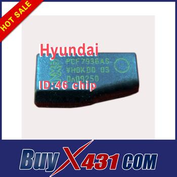 20pcs/lot High Quality ID46 Auto Transponder Chip for Hyundai Car Keys ID:46 Chip ID 46 + Free Shipping