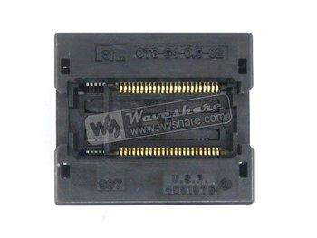 SSOP48 TSOP48 OTS-48(64)-0.5-02 Enplas IC Test Burn-in Socket Programming Adapter 0.5mm Pitch 6.1mm Width