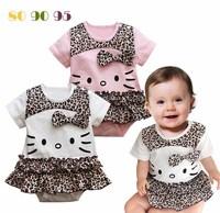 baby romper baby girl animal cartoon romper baby bodysuits baby wear retail size 80 90 95