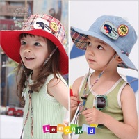 Child hat child summer hat baby fashion sunbonnet