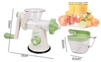 B free shipping Manual juicer/vegetable &fruit juices machine manually  multi-functional  juice extractor 1pcs/lot