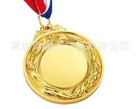 Gold medal series alloy blank medal