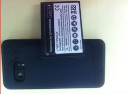 For DROID INCREDIBLE 6300 3500mah Extended Li-ion Battery with Back Cover 10pcs/lot Free shipping(China (Mainland))
