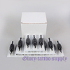 "Free Shipping 20pcs/lot 25mm Tattoo Machine Sterile Disposable 1"" Grips Tube Tip RT FT VT Supply"