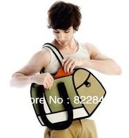 New Fashion 3d handbags Free Shipping Hot Sale Cartoon tank bag 3d bag jump style,3d cartoon comic bag,drop shipping