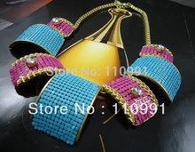 blue neon promotion