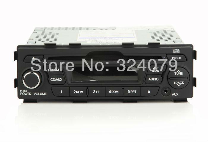 Hyundai mobis single CD tuner AM101DXCG 96140-4X000 for Kia K2 Ca CD radio Audio AUX(China (Mainland))