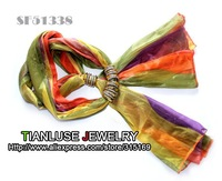 6pcs/pack+Free shipping !! Wholesale Fashion women scarf pashmina scarves, pendant scaves, 3colors available