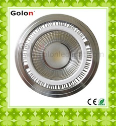 COB AR111 LED spotlight GU10 GX53 E27 E26, 7W, 10W, Dimmable option,20pcs/lot,100-240VAC / 12V Fedex free shipping(China (Mainland))
