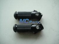 CNC Folding Foot Pegs Rest Set For Honda CBR 600 900 929 954 1000 RR F5 Black