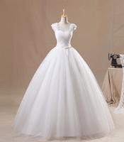 Erose Tulle  Ball Gown Sweet Heart Bridal Wedding Dress In Stock