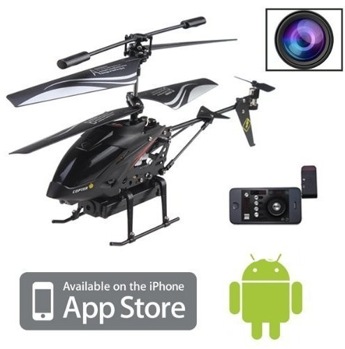 (Clearance Sale: FREE SHIPPING) -iPhone/iPad/iPod control helicopter with camera 3CH WL s215 rc helicopter(China (Mainland))