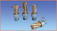 diamond finger bit /glass milling cutter CNC precision cutter      diameter 20*80*4