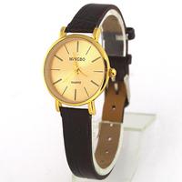Fashion Luxury Golden Face Girl's Ladies Lady Women's Female's Dial Analog Quartz Bracelet Bangle Wrist Watch. Free Shipping!