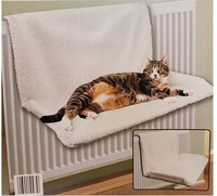 Cat bed hanging chair comfortable cat litter the cat mat unpick and wash berber fleece