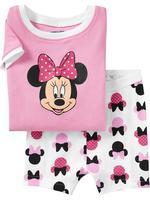 Wholesale kids clothing set! summer girls t shirt short pants set! 100% cotton! for kids of 2-7 years! 6 pcs/lot - 079