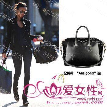 Women's handbag sty nda fashion star motorcycle bag japanned leather bag genuine leather handbag messenger bag