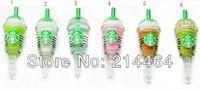 3.5mm Starbucks Earphone Plug Anti Dust Stopper for iPhone 5G 5 4S 4G Samsung i9300 S3 i9220 i9100 HTC Nokia Mobile Phone